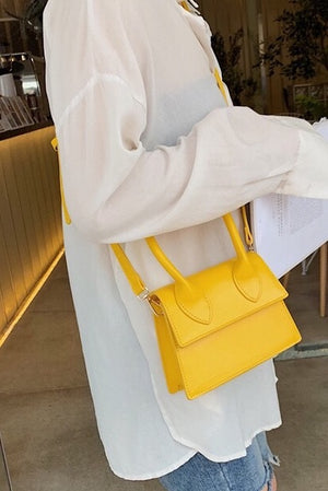 It's A Vibe Bag - YELLOW