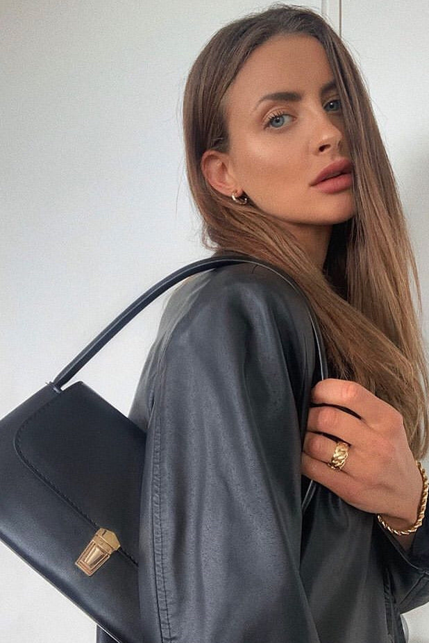 Tahlia Bag - BLACK - Preorder