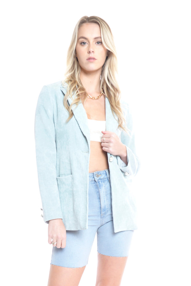 Colour Only Blazer- MINT