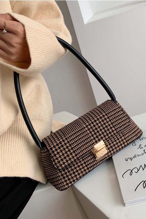 Tahlia Bag - BROWN