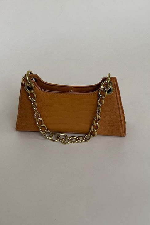 Gigi Chain Bag - TURMERIC