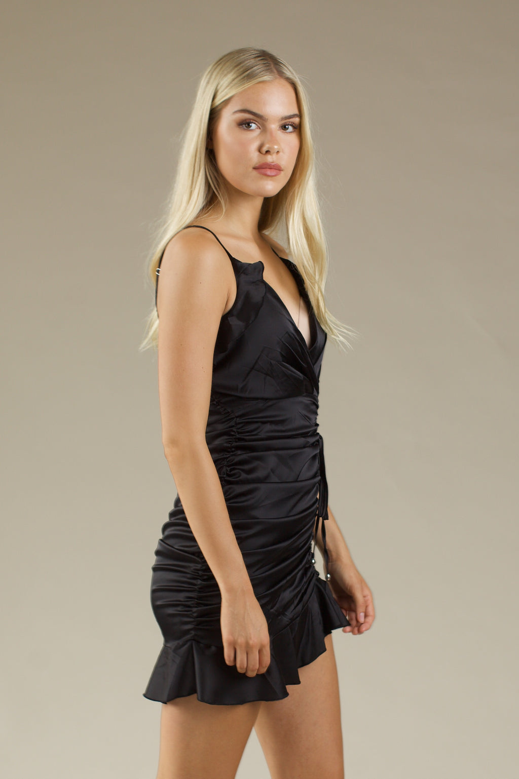 Avery Dress - MIDNIGHT