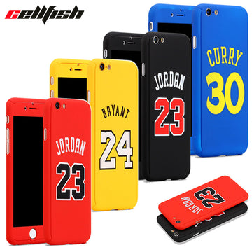 360 Coverage Basketball iPhone Cases