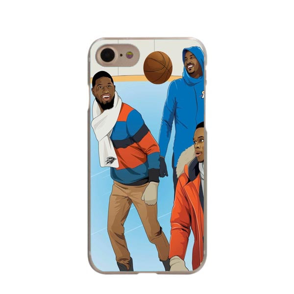 Hoodie Melo iPhone Case