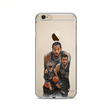 Team Basketball iPhone Cases