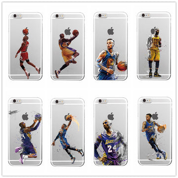 Realism Basketball iPhone Cases