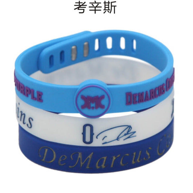 Basketball Adjustable Wristband