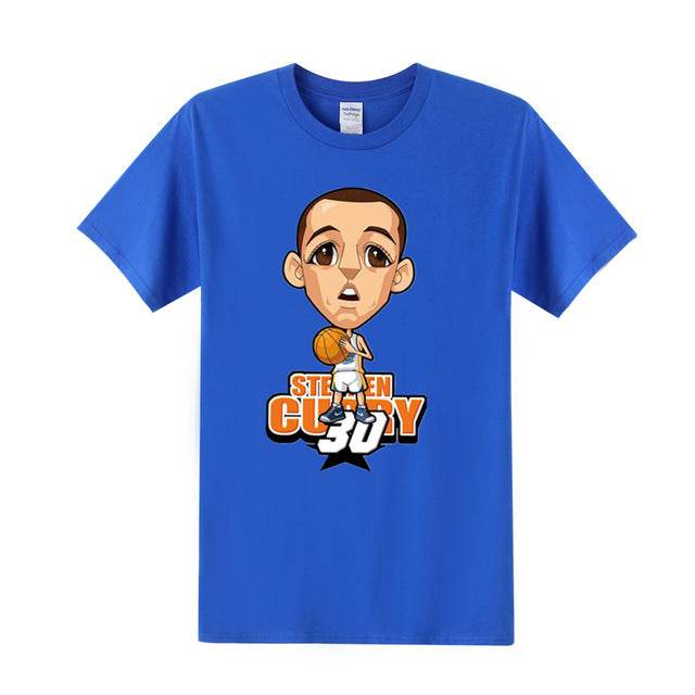 Mini Cartoon Basketball Shirt