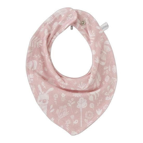 Bandana Lätzchen Adventure Rosa - Little Dutch - Sabberlätzchen - dadu.ch (4581107597372)