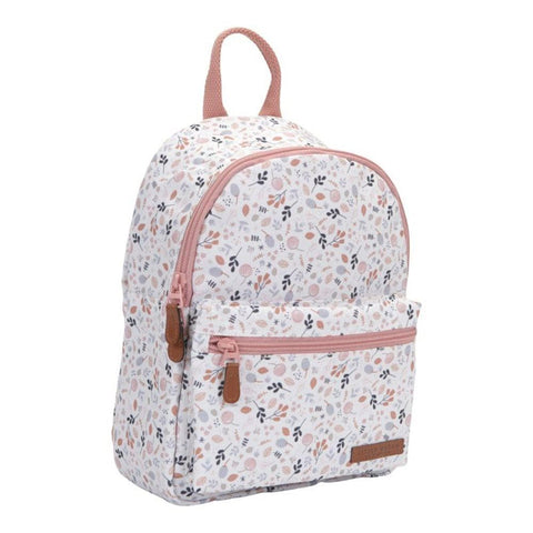 Little Dutch - Kinderrucksack - Blau - Spring Flowers - Kinderrucksack - dadu.ch