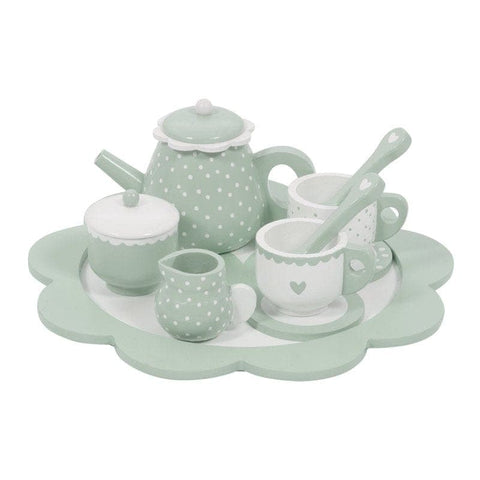Little Dutch Tee-Set - Mint - Spielzeug - dadu.ch (4509081075772)
