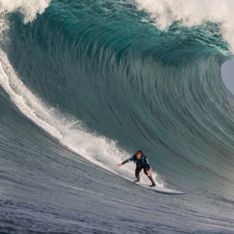 Big Wave Surfing - Spider Murphy Gun Missile - South Africa  - Fabian