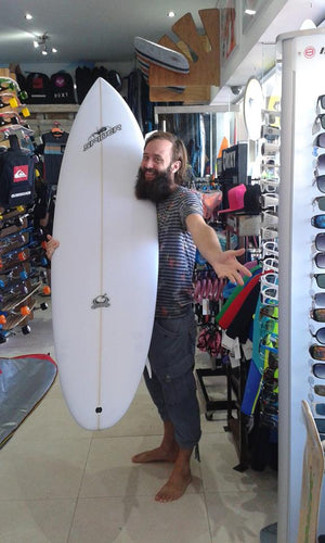SPIDER BOMB - Alternative - Shortboard