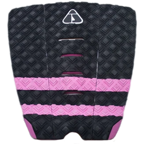 ISLAND STYLE TRACTION PAD - 2 Striper, 3 Piece Traction