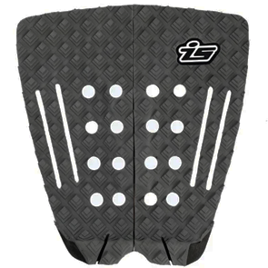 ISLAND STYLE TRACTION PAD - Davey Van Zyl Shaka Signature 2 Piece Traction