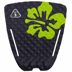 ISLAND STYLE TRACTION PAD - Hibiscus Blade, 3 Piece Traction