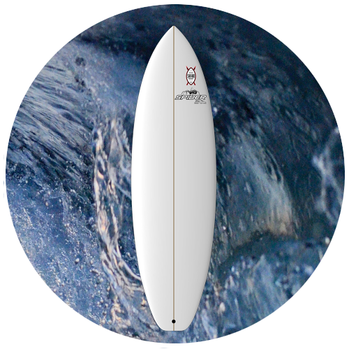 Icon - Kite - Shortboard