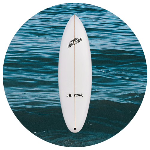 Lil Punk - Performance - Shortboard