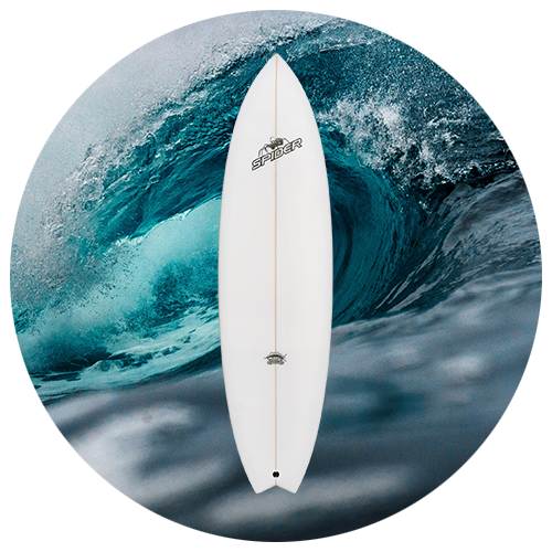 PERFORMANCE FISH - Fish - Shortboard