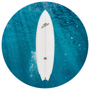 PRO TWIN - Fish - Shortboard