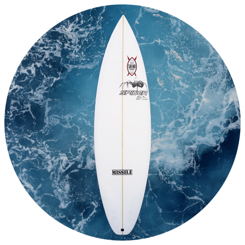 PRO MISSILE - Performance - Shortboard