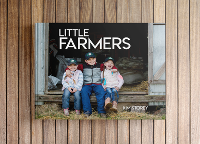 Books - Little Farmers
