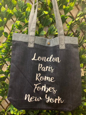 Forbes Shopping Bags