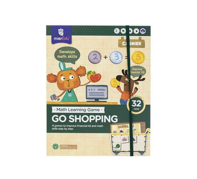 Maths Learning  Game - Go Shopping