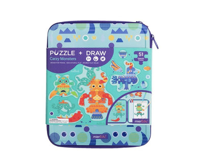 Puzzle + Draw