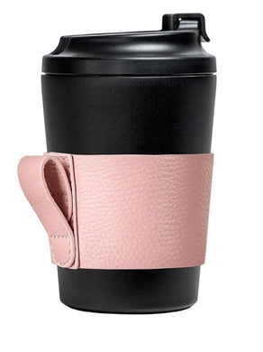 Cafe Collection Leather Sleeve Accessory