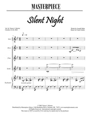 Silent Night (Solo, Instrumental Ensemble)