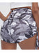 Camouflage Workout Shorts - g-boxes
