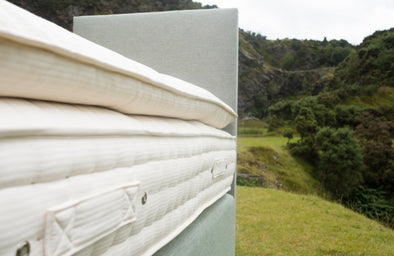 Natural Mattress Toppers and Protectors