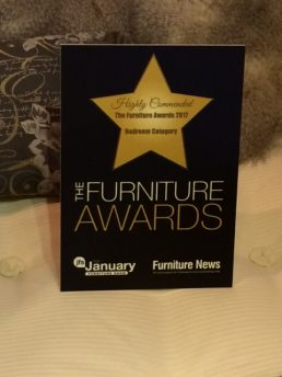 Highly Commended - Furniture Awards