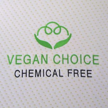 Vegan Choice Embroidery