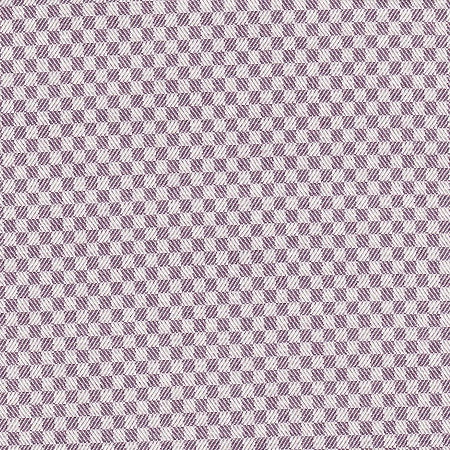 Cottonsafe Checked Aubergine