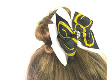 Load image into Gallery viewer, Mini Swirl Pinwheel Bow - Wear Individually Or As Pony Tails - Sold Individually