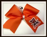 Your Logo Cheer Bow |  Full Color | Volume Pricing Available