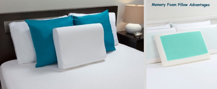 Memory Foam Pillow Advantages