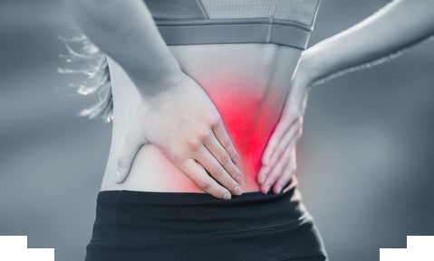 10 major causes of back pain in women