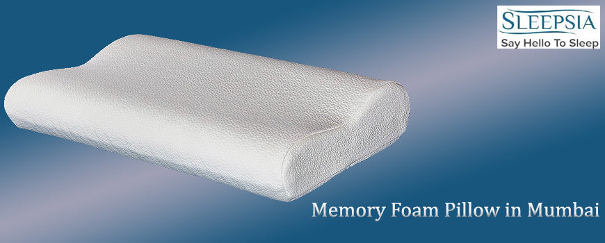Memory Foam Pillow in Mumbai