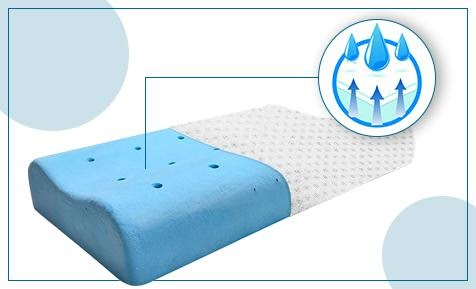 Night Sweat Relief Pillow