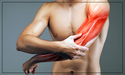 What is Muscle Strain in Hindi
