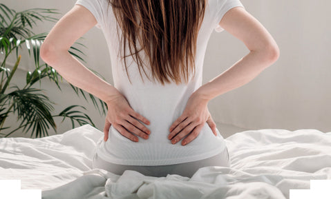 reason for pain in the lower back of women