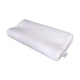 "Premium Gel Infused Medium Contour Pillow for Cervical & Neck Pain- 23""x12""x4"", White"