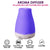 ReNe-Maurice Electronic 100ML Ultrasonic Aroma Diffuser - Free Essential Oil