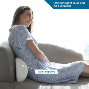Memory Foam Pillow With Infused Gel