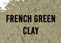 Sea Clay aka French Green Clay