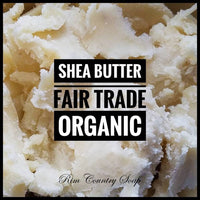 Shea Butter, Raw Unrefined Organic