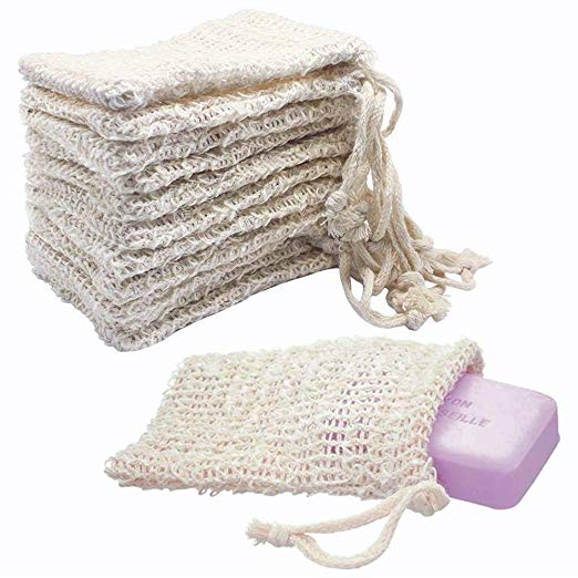 Sisal Knit Bag